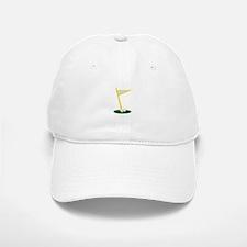 Golf Hole Baseball Baseball Baseball Cap