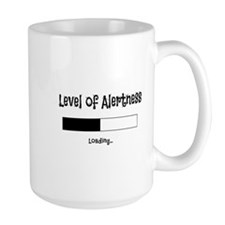 Level of Alertness Mugs