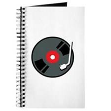 Record Player Journal
