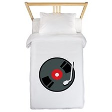 Record Player Twin Duvet