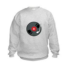 Record Player Sweatshirt