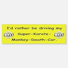 WNYX Bumper Bumper Sticker