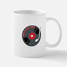 Vinyl Plays It Best Mugs