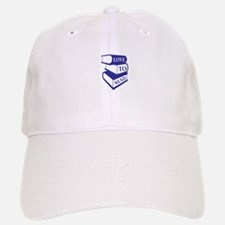 Love To Read Baseball Baseball Baseball Cap