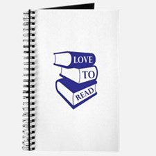 Love To Read Journal