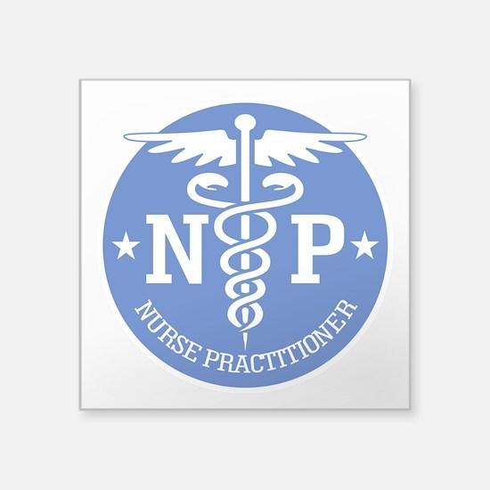 Caduceus NP (rd) Sticker