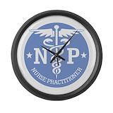 Nurse practitioner Wall Clocks