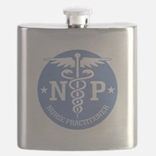Caduceus NP (rd) Flask