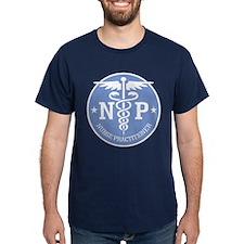 Caduceus NP (rd) T-Shirt