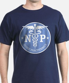 Caduceus NP (rd) T-Shirt