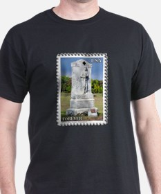 15th NJ Monument-Spotsylvania T-Shirt