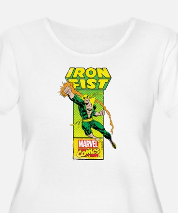 Iron Fist Mas T-Shirt