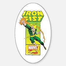 Iron Fist Masthead Decal