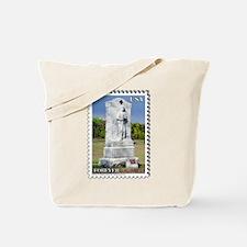 15th NJ Monument-Spotsylvania Tote Bag