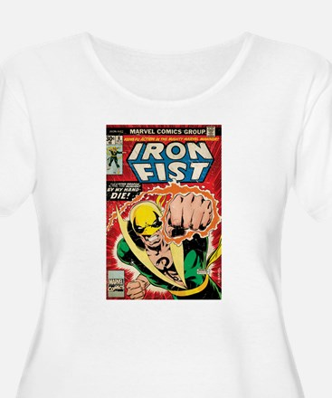 iron fist com T-Shirt