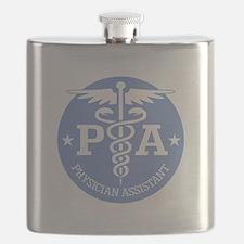 Caduceus PA (rd) Flask