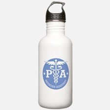 Caduceus PA (rd) Water Bottle