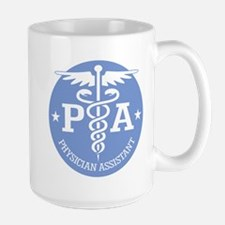 Caduceus PA (rd) Mugs