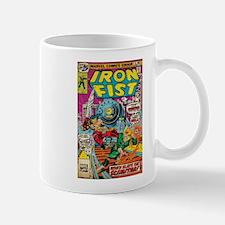 iron fist comic Mug