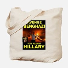 HILLARY SLEEPING Tote Bag