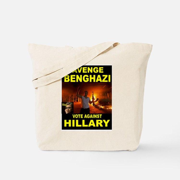 HILLARY SLEEPING Tote Bag