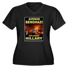HILLARY SLEEPING Plus Size T-Shirt