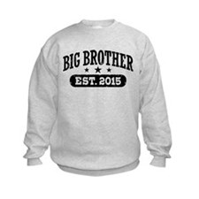 Big Brother Est. 2015 Sweatshirt