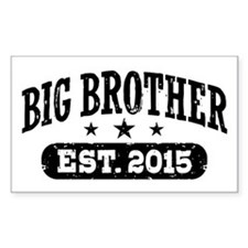 Big Brother Est. 2015 Decal