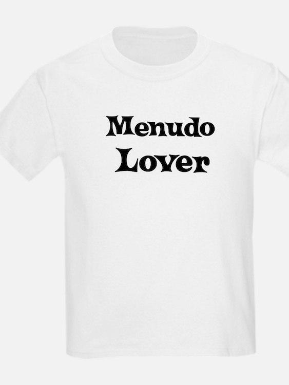 Menudo lover T-Shirt