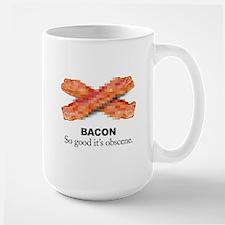 Obscenely Good Bacon Mug