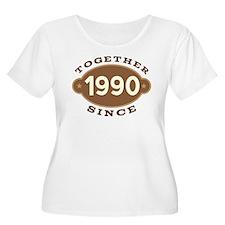 1990 Wedding T-Shirt