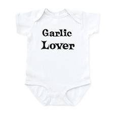Garlic lover Infant Bodysuit