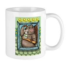 Beaver Brush Mugs