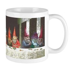 Gnome Last Supper Mug