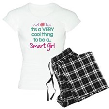 Cool to be a Smart Girl pajamas