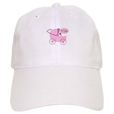 Its A Girl! Baseball Baseball Cap