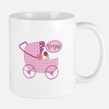 Its A Girl! Mugs