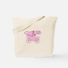 My Little Peanut Tote Bag