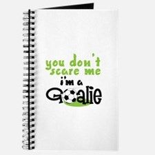 Im A Goalie Journal