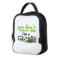 Im A Goalie Neoprene Lunch Bag
