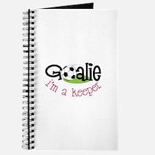 Im A Keeper Journal