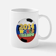 2014 World Champs Ball - Russia Mugs