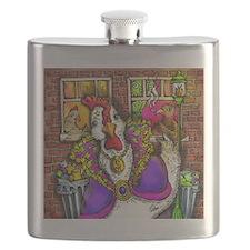 Chicken Pimp Flask