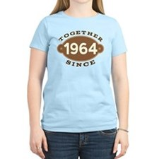 1964 Wedding Anniversary T-Shirt