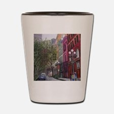 Seattle Pioneer Square Shot Glass