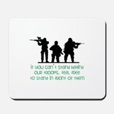 Our Troops Mousepad