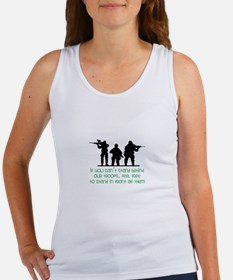 Our Troops Tank Top