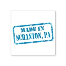 A_PA_SCRANTON Sticker