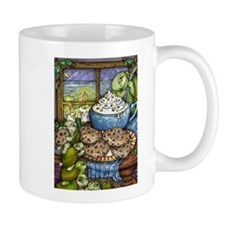 Cookies and Cocoa Mugs