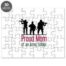 Proud Mom Puzzle